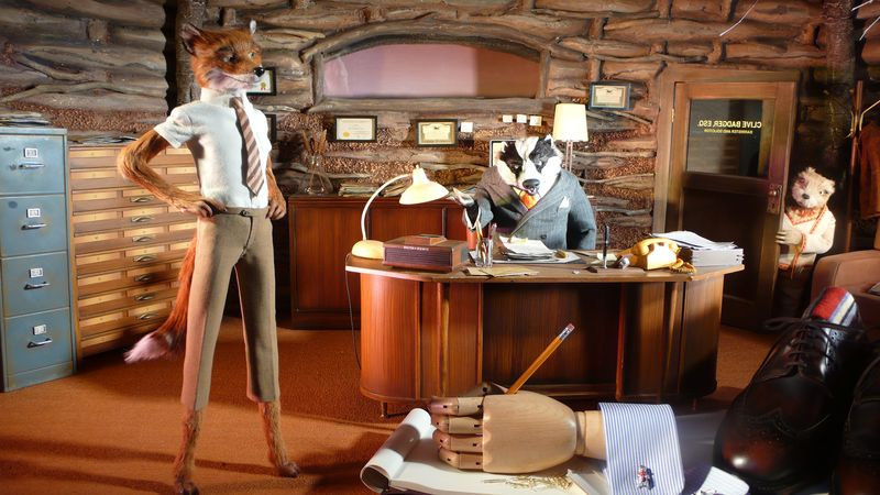 Fantastic Mr Fox Windows At Bergdorf Goodman Not To Be Missed The Cricket Wealth Times Co